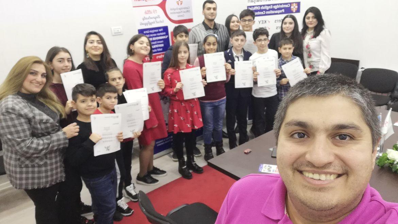 AzəriKitab Cambridge English sertifikatlarının təqdimatı